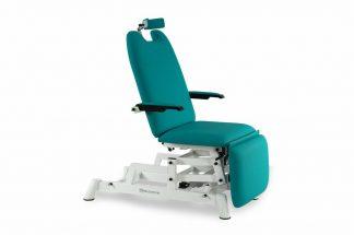 Elektrisk behandlingsstol för oftalmologi - Trendelenburgläge