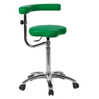 Tri-formad stol med ett multifunktionellt armstöd