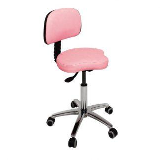 Tri-formad stol med ryggstöd - Krombas