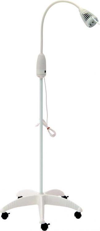 Undersökningslampa - LED 7W - Fri justering