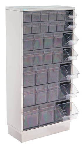 Väggmonterade förvaringsskåp - 65x25x128 cm