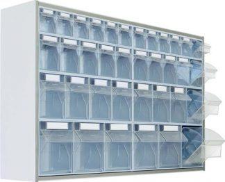 Väggmonterade förvaringsskåp - 125x25x65 cm