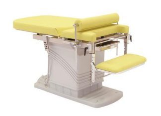 Electrical treatment table - Specially customised for Endoscopy/Rectoscopy
