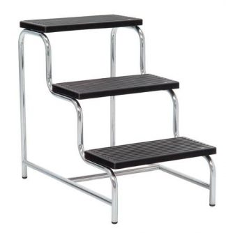 Trappsteg - 3 steg - Rostfritt stål