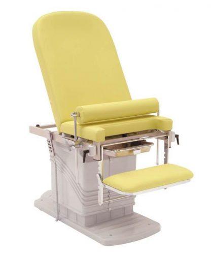 Elektrisk undersökningsbrits - Speciellt anpassad för Endoskopi/Rektoskopi