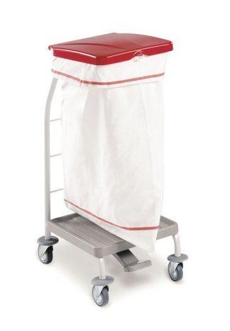 Klädvagn - 70 Liters säck av polyester