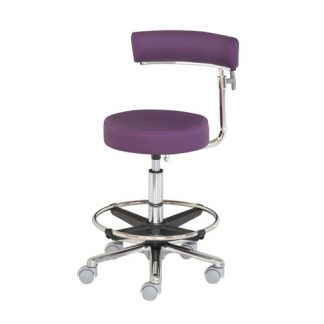 Surgical chair / surgery chair with Foot support and Adjustable armrests