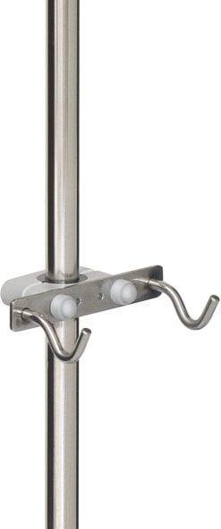 Holder for tubes with bracket