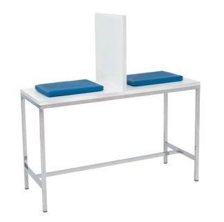 Table for blood sampling