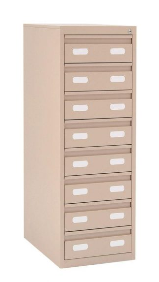 Archiving cabinet - 8 drawers