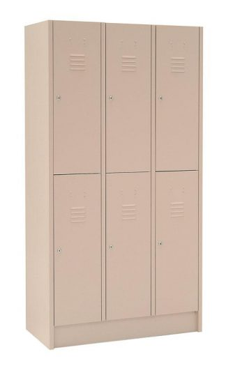 Clothes cabinet - 2 x 3 cabinet