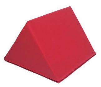 Triangelformad kudde - 45x45x30 cm