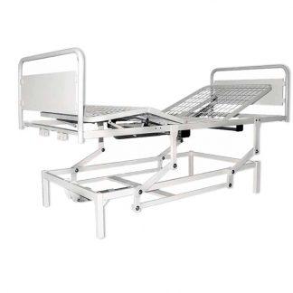 4-delad säng anpassad för infusion m.m. - Justerbar - Elektrisk motor
