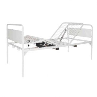 4-delad säng anpassad för infusion m.m. - Elektrisk motor