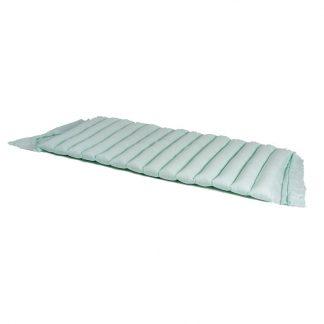 Soft fiber mattress - Siliconized hole fibers - 195x85x13 cm