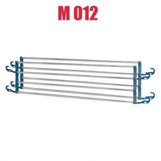 Sidogrindar för sängar - M012