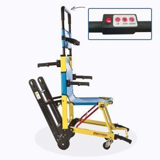 LG EVACU PLUS EL - Elektrisk evakueringsstol för plana ytor samt trappor