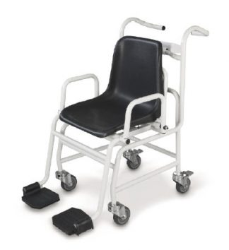 Chair scale with wheels - Max 300 kg