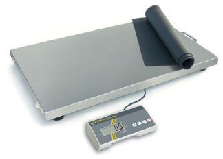 Veterinary scale with digital display - XL - 150-300 kg