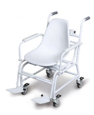 Chair scale with wheels - Class III - Max 300 kg