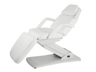 Elektrisk behandlingsstol - 3-delad - 3 motorer - Elegant design