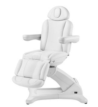 Tempo - Elektrisk behandlingsstol - 3-delad - 3 eller 4 motorer - Roterbar (240°)