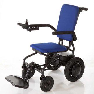 Fold & Go - Elektronisk hopfällbar rullstol