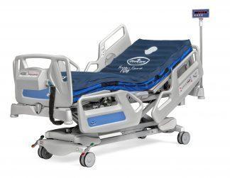 Multifunktionell sjukhussäng med våg