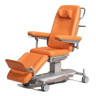 Multifunctional hospital chair - 5 motors
