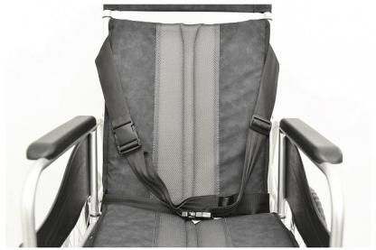 Hopfällbar rullstol i aluminium - För personer med neurologisk sjukdom