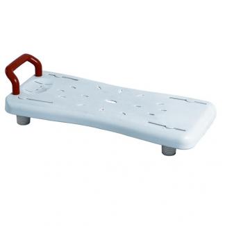 Badbänk - 4 korta fötter - 1 handtag på sidan