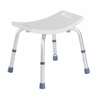 Duschpall - Bågformad sittyta