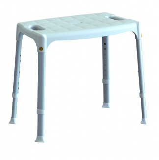 Duschpall - Platt sittyta