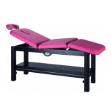 Tarse - Electric beauty bed with rotating function and individual leg rests
