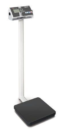 Pelarvåg med digital display och BMI-funktion - Max 300 kg
