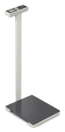 Pelarvåg med digital display - Max 250 kg