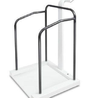 Våg med handräcken - Klass III - BMI-funktion - Max 400 kg