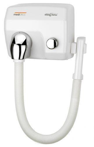 Saniflow® - Hårtork anpassad för intensiv användning - Tryckknapp + handtag