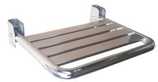 Väggpall - Fällbart säte för montering på vägg