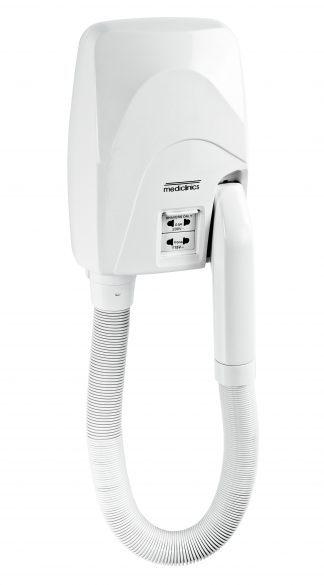 Hårfön anpassad för intensiv användning - Automatisk start - 3 hastigheter