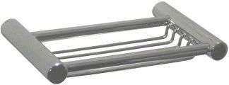 Tvålfat i rostfritt stål (AISI 304) - Modell 2