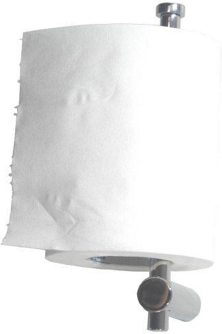 Toalettpappershållare i rostfritt stål (AISI 304) - Modell 1