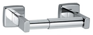 Toalettpappershållare i rostfritt stål - Modell 4