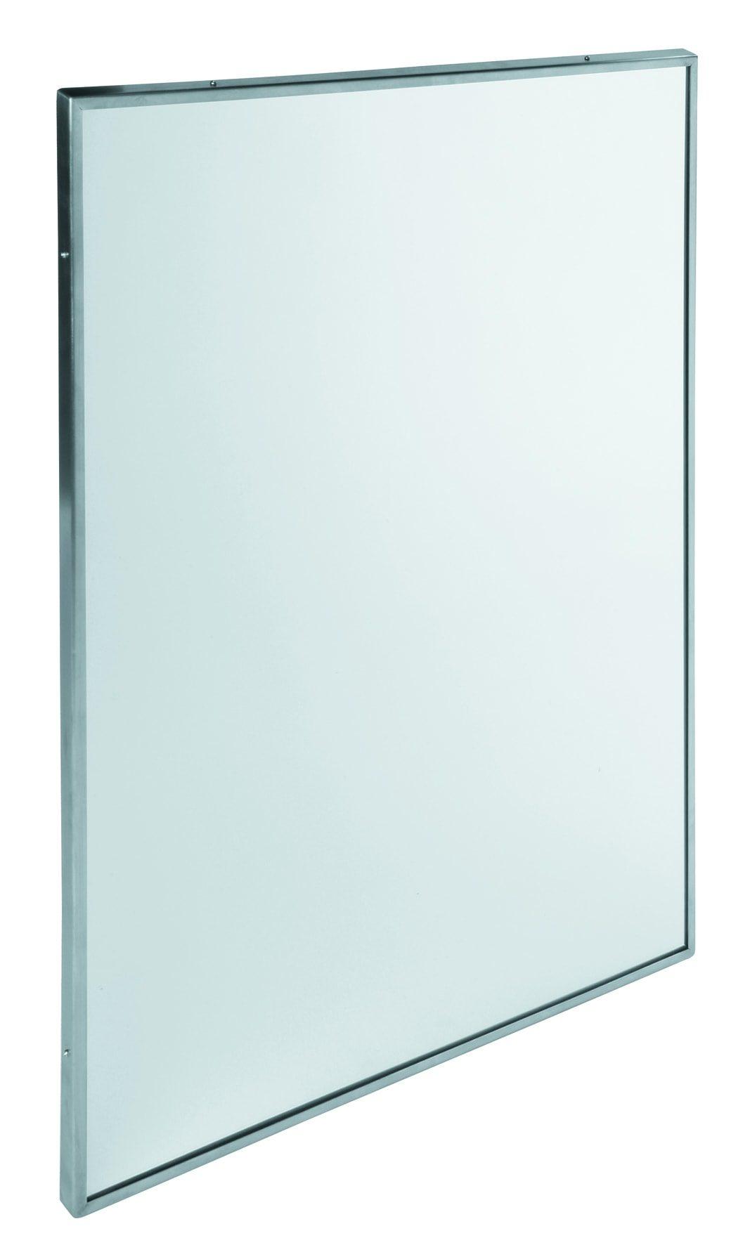 Fast spegel