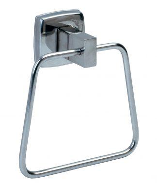 Handduksring i rostfritt stål (AISI 304) - Trapetsformad
