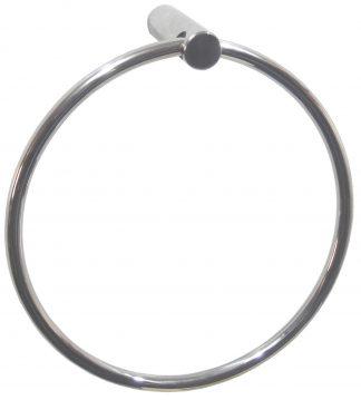 Handduksring i rostfritt stål (AISI 304) - Ringformad