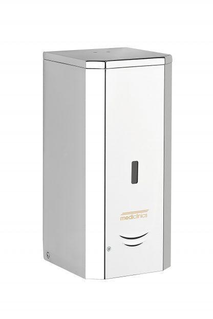 Tvåldispenser med automatisk sensor för flytande tvål - 1 Liters kapacitet