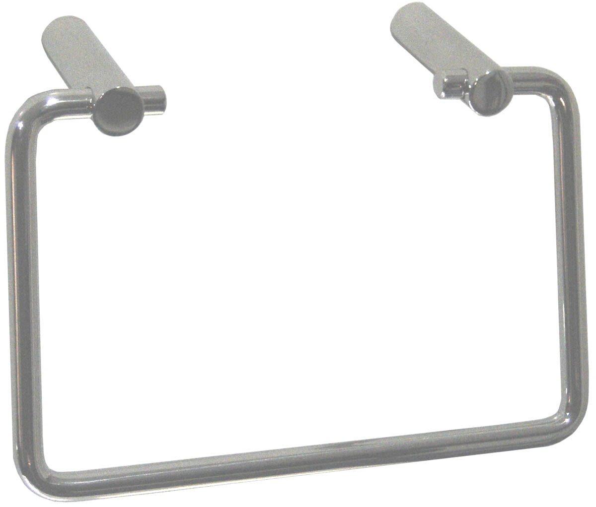 Handduksring i rostfritt stål (AISI 304) - Rektangulär