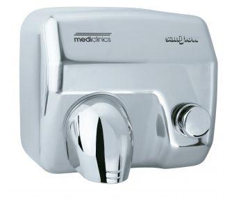 Saniflow® - Handtork med knapp - 245x276x214 mm