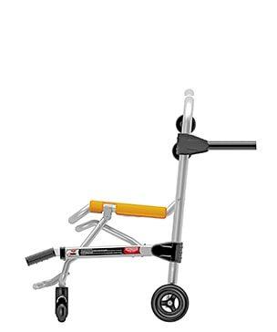 Världens lättaste evakueringsstol – 4Bell-serien